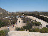 San Diego border sector project