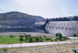 Dam on Columbia River