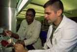 Bio-Medical Lab at National Conservation Training Center (NCTC)