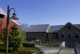 Instructional East building at National Conservation Training Center (NCTC)