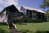 Aldo Leopold Lodge at the National Conservation Training Center (NCTC)