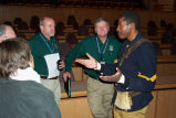 Buffalo Soldier Lecture at National Conservation Training Center (NCTC)