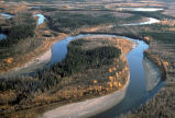 Yukon Flats River and Oxbows