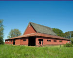 Historic Cheadle Barn